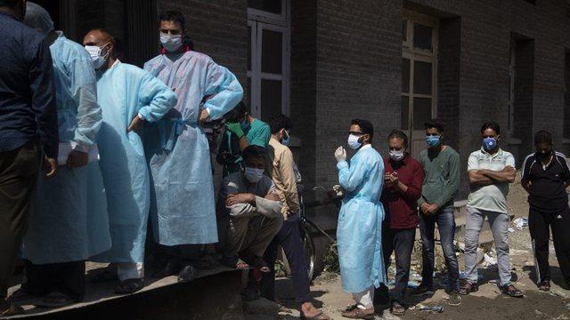 India regjistroi 145 mijë raste me coronavirus brenda një dite