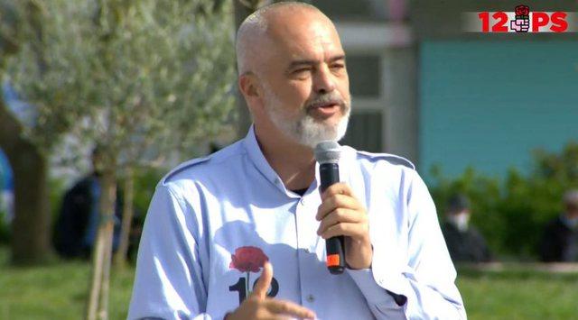 I përgjigjet akuzave të opozitës për e-Albania/ Rama kujton