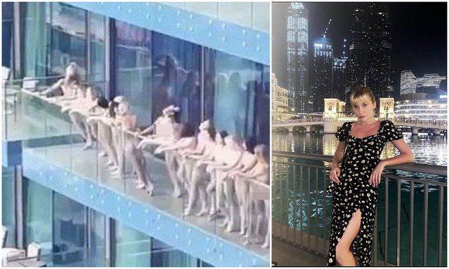 Zbuloi se e detyruan për fotot nudo në Dubai, zhduket pa