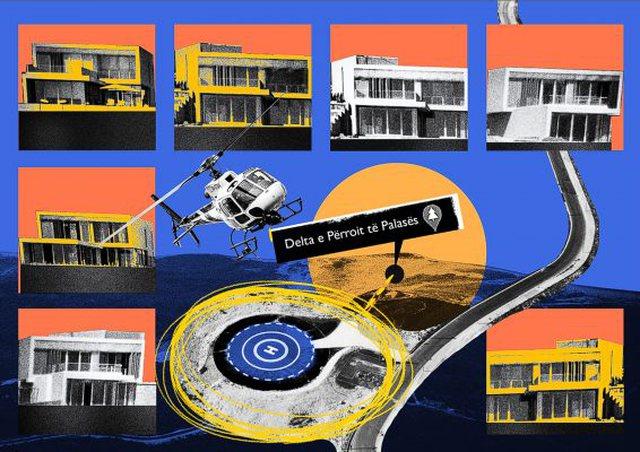 'Investime publike'/ Pistë helikopterësh dhe mol jahtesh