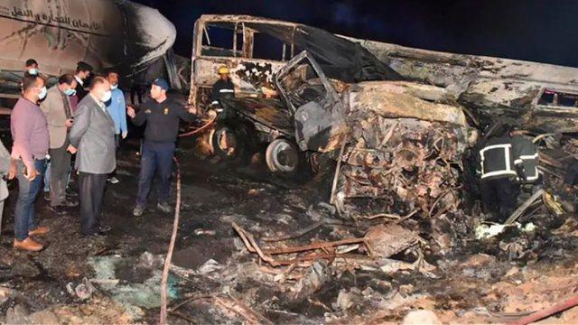 Aksident tragjik me 26 të vdekur/ Autobusi i pasagjerëve