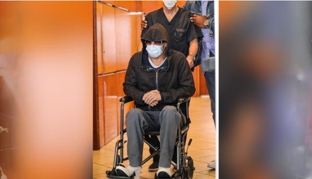 I ulur në karrocë dhe në spital, fansat u shqetësuan