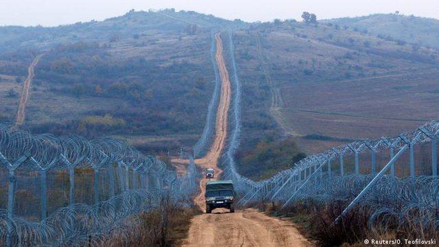 Shkarravitje kufijsh të rinj në Ballkan