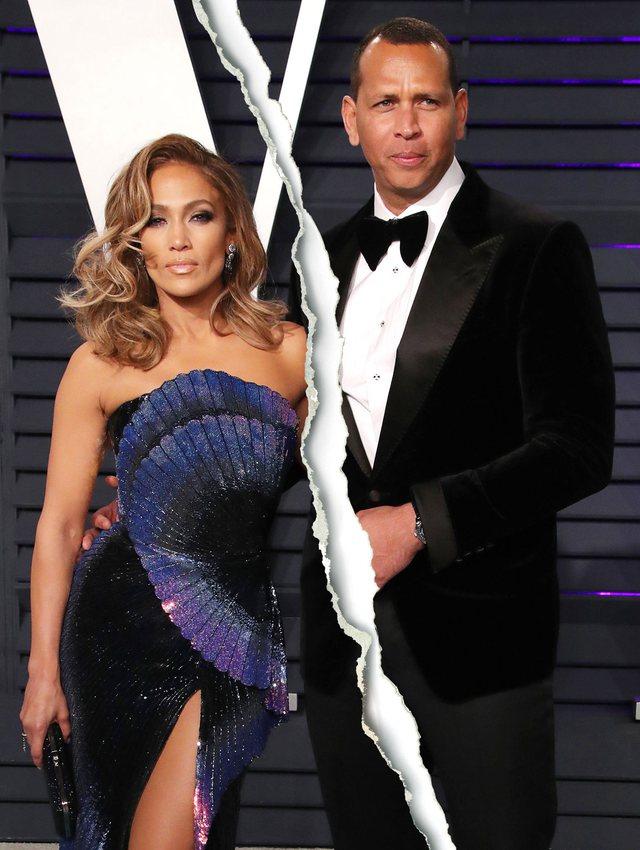 Kush është biondja bukuroshe që ndau Jennifer Lopez nga Alex