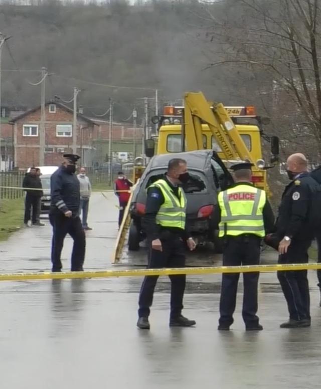 FOTO/ Dalin pamje nga aksidenti tragjik në Gjakovë, 2 viktima