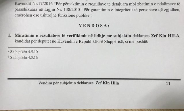 Dokumenti/ Del i pastër, kush është kandidati i PD që iu