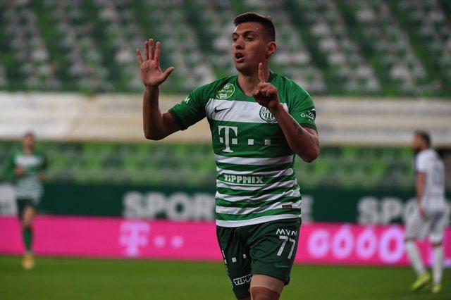 Uzuni shënon 2 gola dhe shpallet kampion Hungarie
