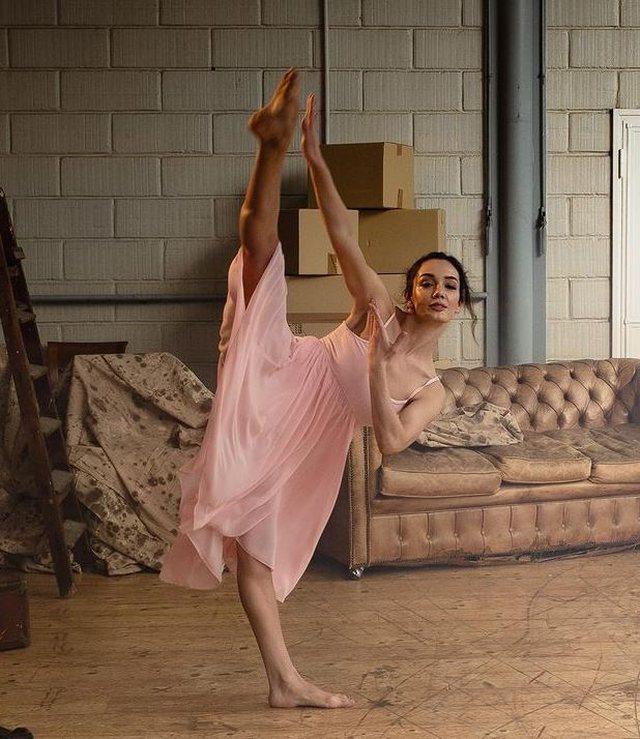 Pjesë e filmit thriller në Itali, balerina shqiptare zbulon detaje