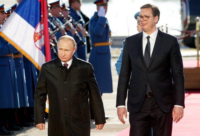 Çfarë kërkon Rusia në Ballkanin Perëndimor?