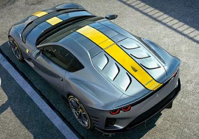 """""""Superfast"""", Ferrari zbulon makinën pa emër, por me"""