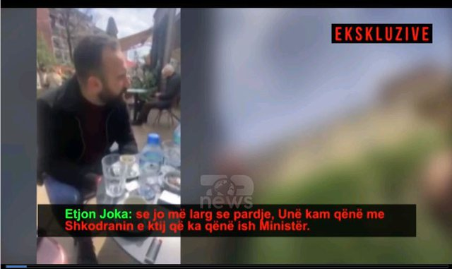 Video skandali i Etjon Jokës/ Kandidati i LSI: Ditmir Bushati më ka