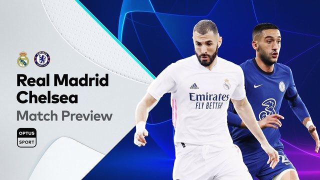 Formacionet zyrtare/ Real Madrid dhe Chelsea në duelin e parë të
