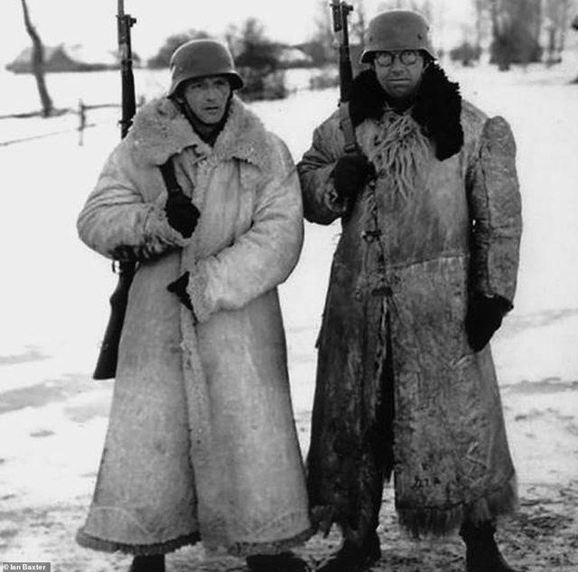 Dalin FOTOT e rralla/ Tentativa për të marrë Moskën, dimri i