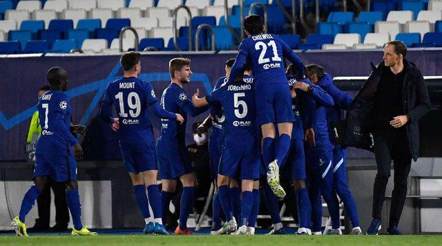 Champions League/ Nuk ka fitues në Madrid, Real Madrid barazon 1-1 me