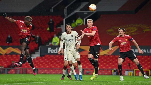 Europa League/ Manchester United shpërfytyron Romën, Villareal prek