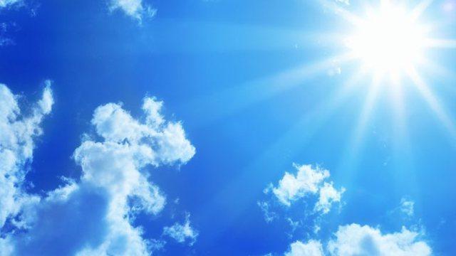 Diell dhe temperatura deri në 29 gradë, ky është parashikimi