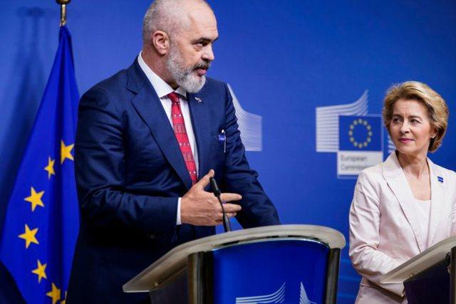Gazetari në Bruksel jep lajmin: BE në qershor bën lëvizjen e