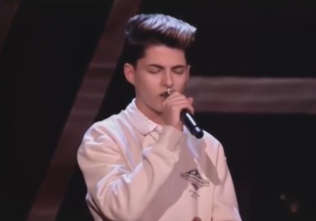 15-vjeçari shqiptar shkëlqen në 'The Voice Kids'