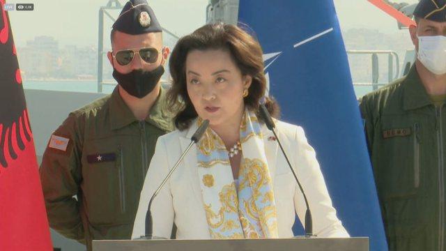 Stërvitja ushtarake, Yuri Kim: Nuk u zgjodh rastësisht Shqipëria,