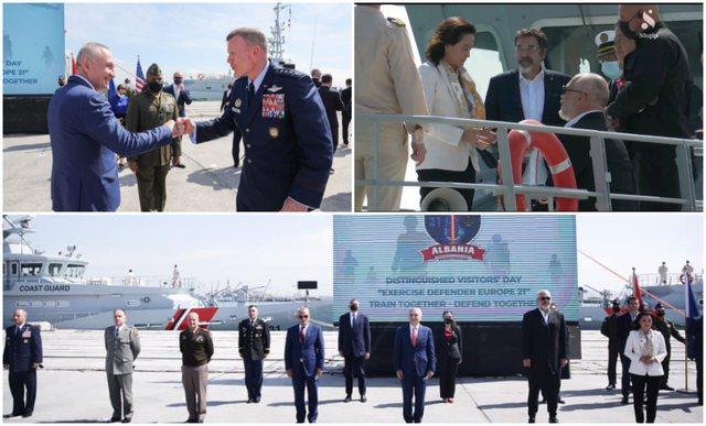 (Foto e video) Mesazhi i fortë i SHBA/ Meta refuzon hipjen në anije,