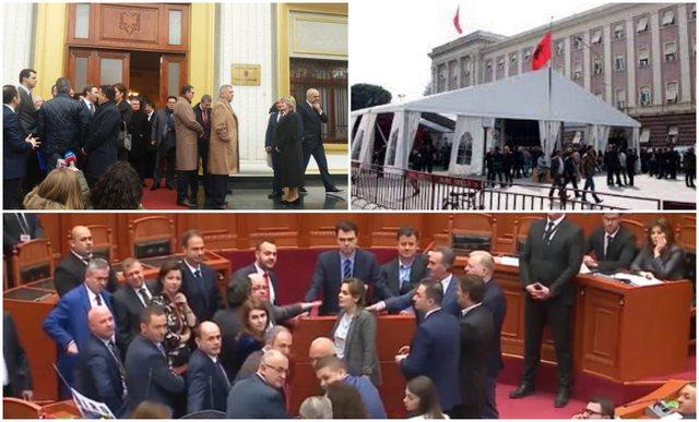 Déjà vu-ja e opozitës shqiptare