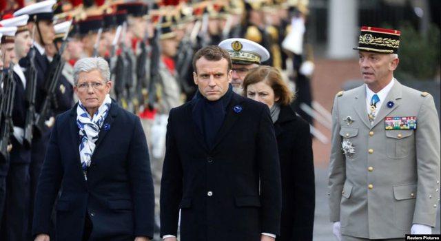 Franca rrezikon grusht shteti pas 60 vitesh? 2 mijë ish-ushtarakët