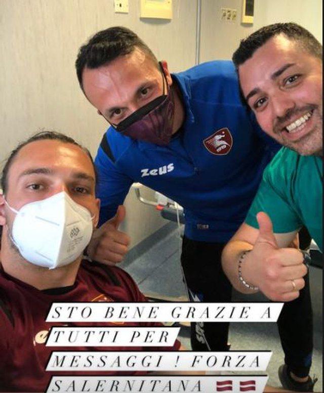 Frikëson futbollisti shqiptar/ I bien të fikët në mes