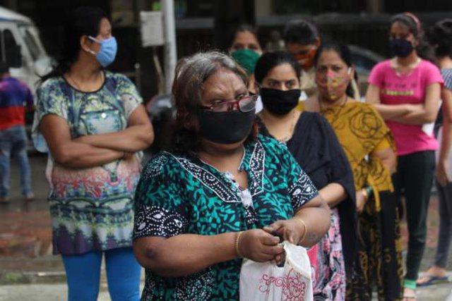 Keni dëgjuar tmerret nga India për Covid? Shifrat e infektimeve