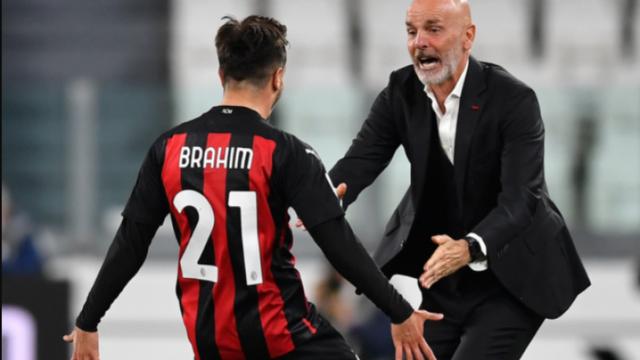 Milan zbret Juven nga Champions League, rossonerët mposhtin Zonjën e