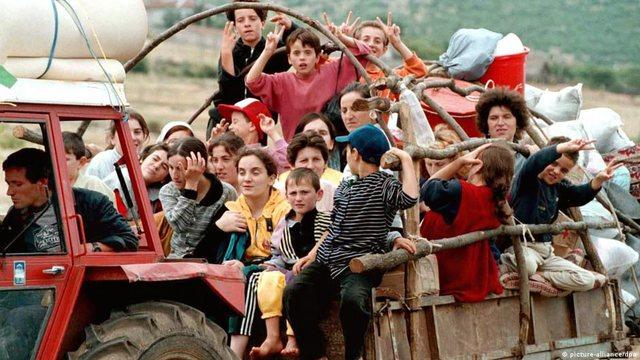 A mund ta padisë Kosova, Serbinë për gjenocid gjatë
