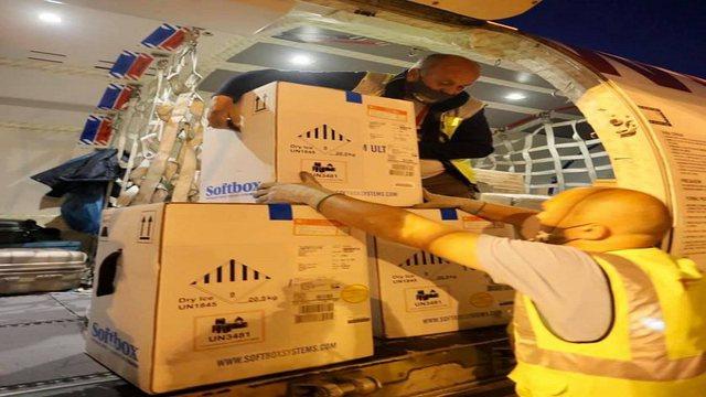 Mbërrijnë në Shqipëri 11 700 doza të tjera të