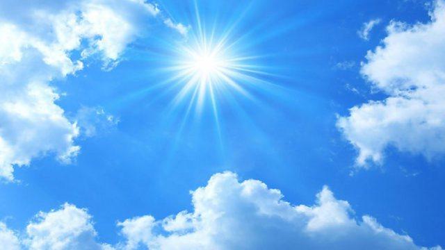 Diell dhe temperatura deri në 31 gradë, ky është parashikimi