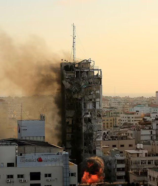 Vazhdojnë luftimet, hidhen raketa drejt Izraelit nga një tjetër