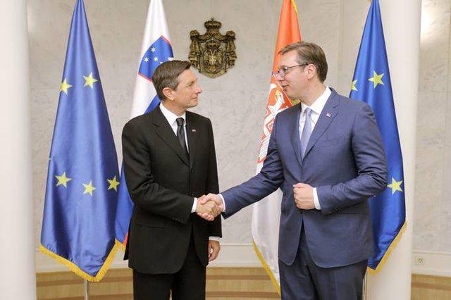 Opsioni i ri/ Pahor në Serbi: Vendet e Ballkanit, bashkë në BE
