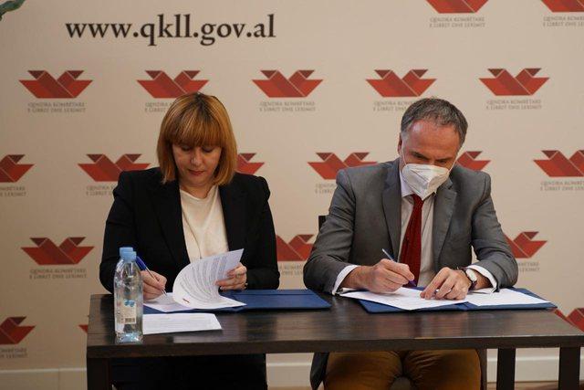 QKLL dhe Ambasada Franceze, marrëveshje bashkëpunimi/ Bardhyli: