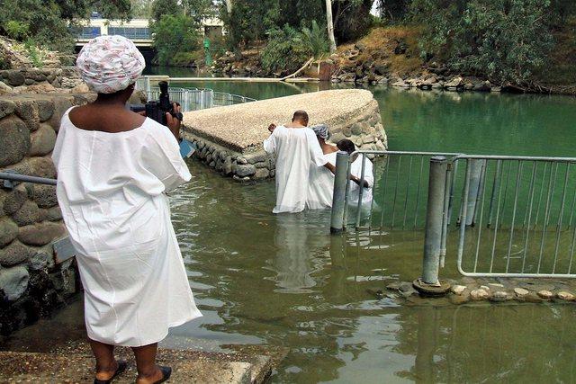 Lumi Jordan po zhduket ngadalë, është gjithashtu i