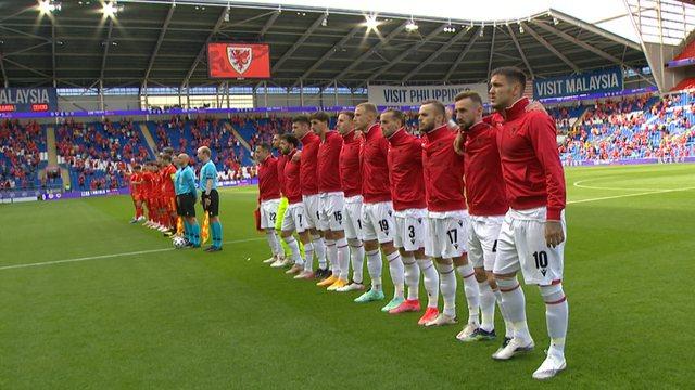 S'ka gola në Kardif, Shqipëria bind në mbrojtje