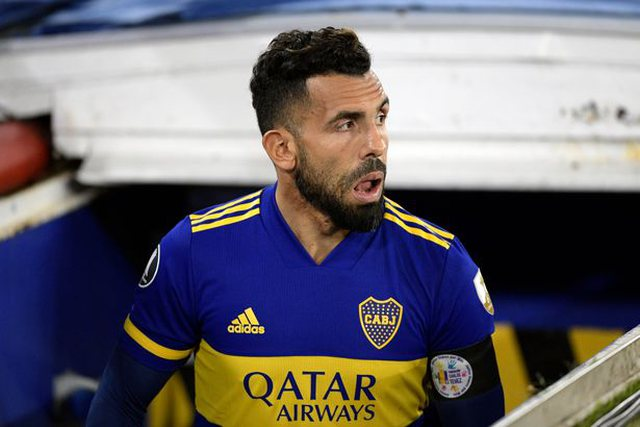 Tevez i jep lamtumirën Boca Juniors, por nuk tërhiqet nga futbolli