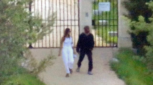 Kanye West dhe Irina Shayk kapen mat, fotografohen për herë të
