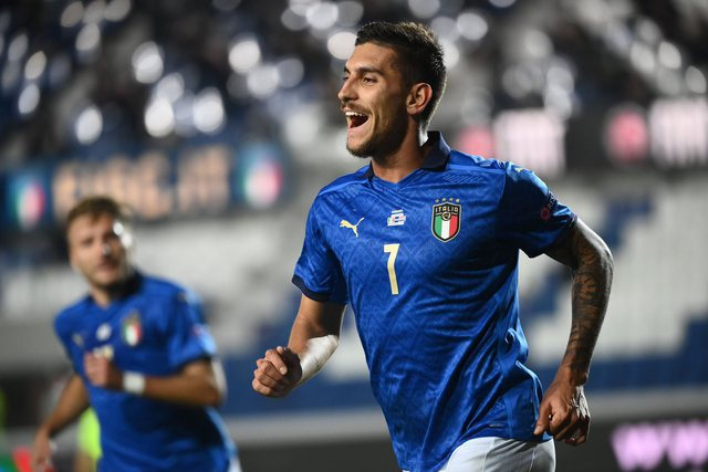 Italia humb pjesët, edhe Pellegrini jashtë Europianit
