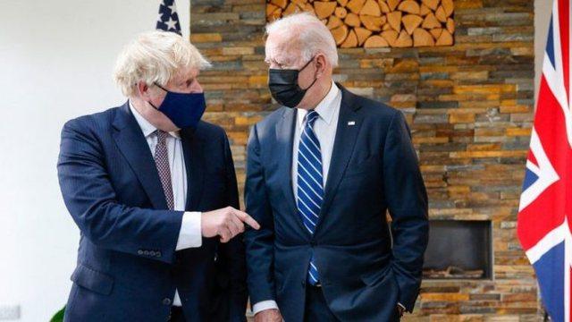 Takimi me Biden/ Reagon Boris Johnson: SHBA dhe Britania e Madhe kanë