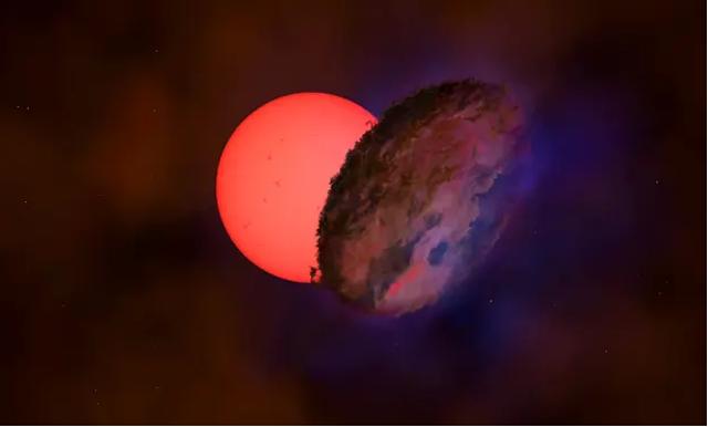 Astronomët zbulojnë yllin gjigant afër zemrës së