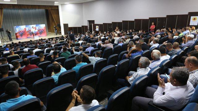 Basha në Mallakastër: Do t'i kthejmë vendit
