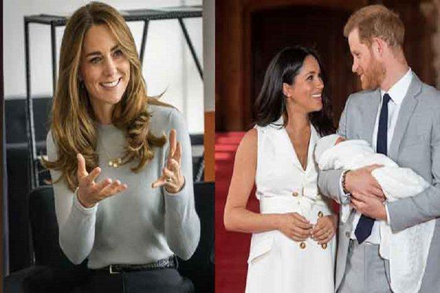 Kate Middleton mezi pret të takojë vajzën e princit Harry