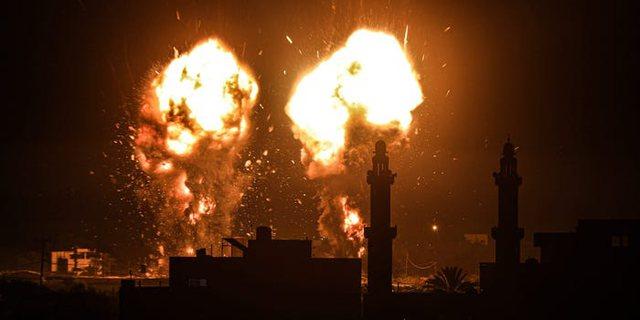 VIDEO/ Paqja nuk zgjat as 1 muaj, Izraeli nis sulmet ajrore në Gaza