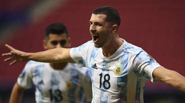 Copa America/ Rodriguez i jep fitoren e parë Argjentinës, merr tre