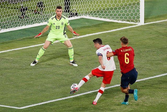 ?Shënohet rekord i ri në ndeshjen Spanjë – Poloni