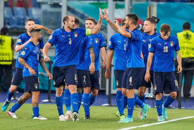 Përballja me Uellsin, Italia kërkon të vendosë diktatin.
