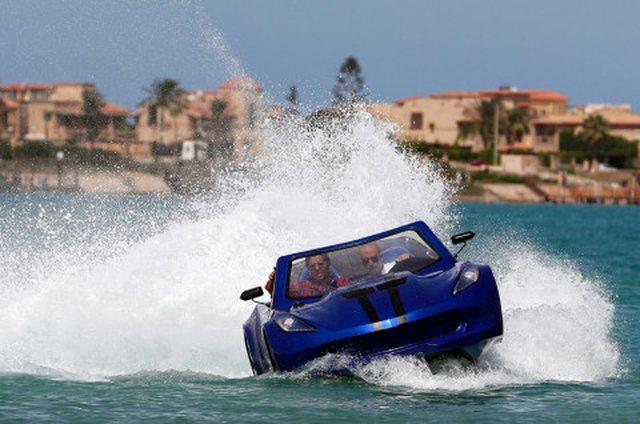 Prodhohet makina që ecën edhe në ujë, ja sa kushton (FOTOT)