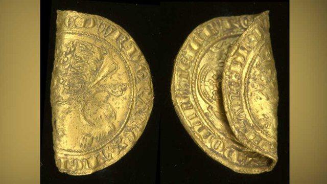 Gjenden monedhat e rralla që nga periudha e Vdekjes së Zezë, ja